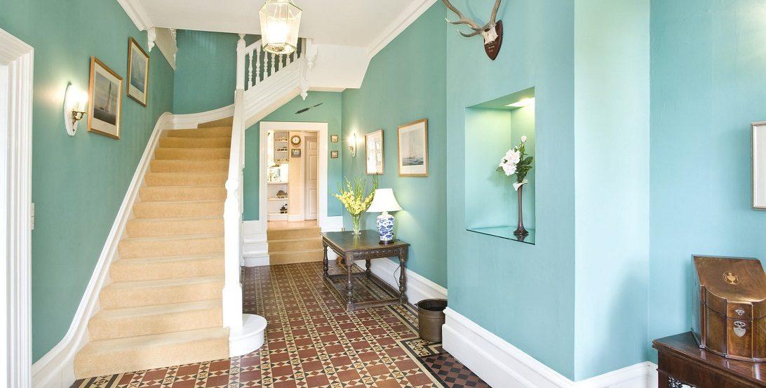 Colores para el recibidor - Decoracion de pasillos y recibidores ...