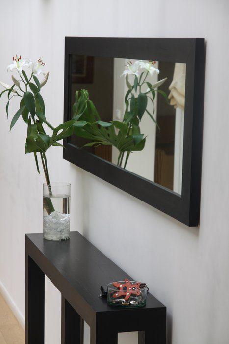 Galer a de im genes espejos para el recibidor for Espejos largos modernos