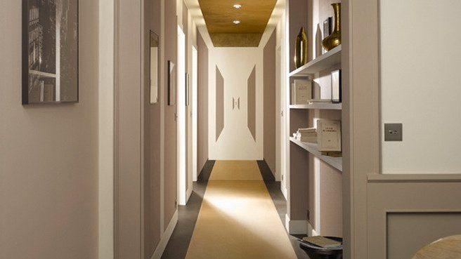 Ideas pr cticas para decorar el pasillo - Decoracion de pasillos estrechos ...